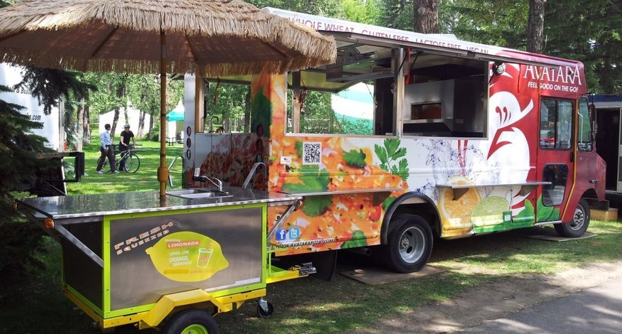 Avatara Pizza Food Truck
