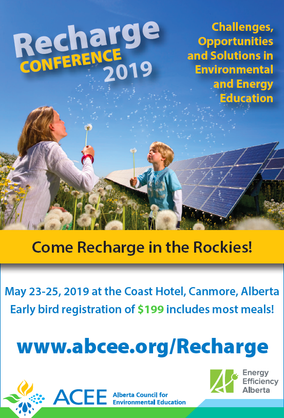 Recharge 2019 Conference: Challenges, Opportunities and Solutions in