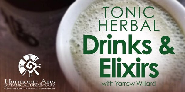 Elixir Crafting With Herbalist Yarrow Willard Cl H  - Events